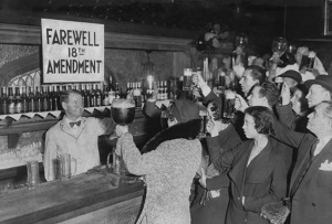 Evil spirits be gone! Prohibition shut down St. Louis Breweries but didn't stop the flow of alcohol