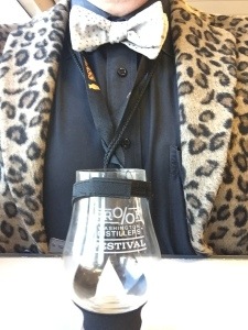 Leopard Blazer Proof