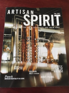 Artisan Spirit - Fall 2017