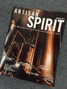 Winter 2017 Artisan Spirit